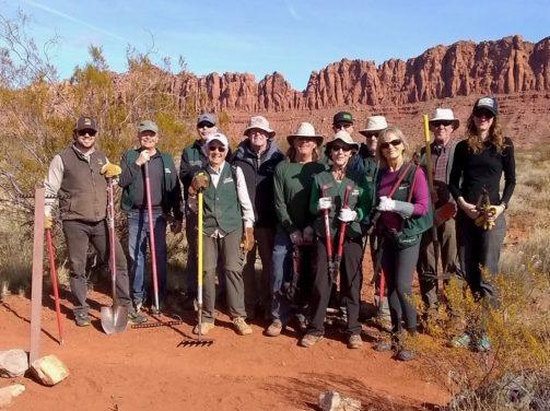 Trails Stewards 2020
