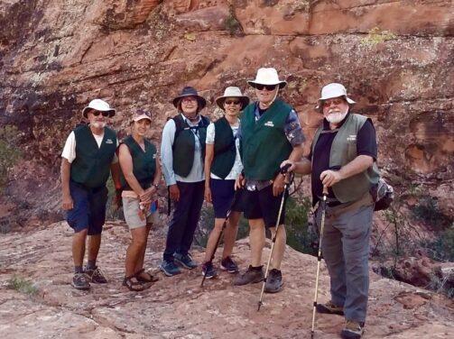 New trail stewards